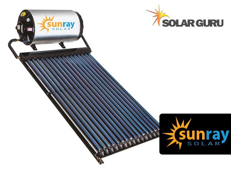 100 Liter Sunray High Pressure Solar geyser