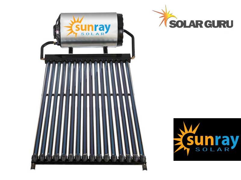 150 Liter Sunray High Pressure Solar geyser
