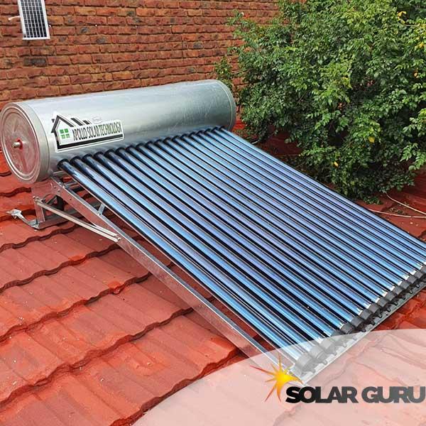 150L High-Pressure SA solar Technology Solar Geyser