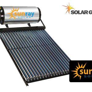 200 Liter Sunray High Pressure Solar Geyser