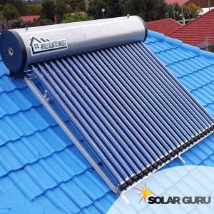 300 Liter Integrated High-Pressure Apollo Solar Geyser