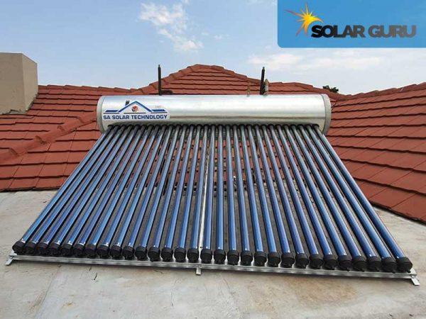 300 Liter High-Pressure SA Solar Geyser