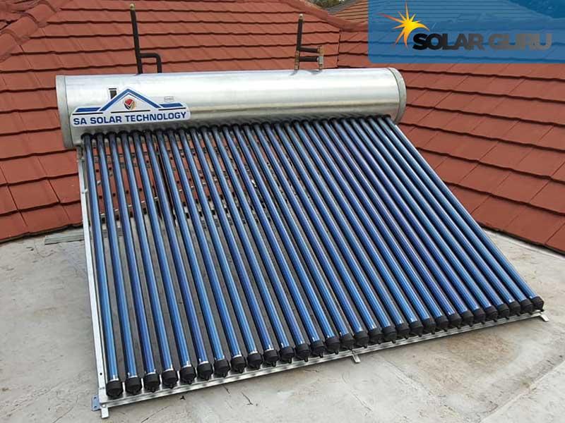 300L High-Pressure SA Solar Geyser