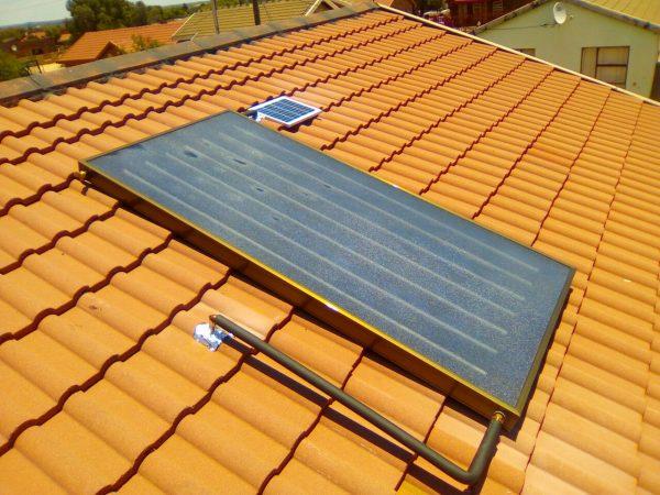 Solar Guru-150L Guru Split Solar Geyser