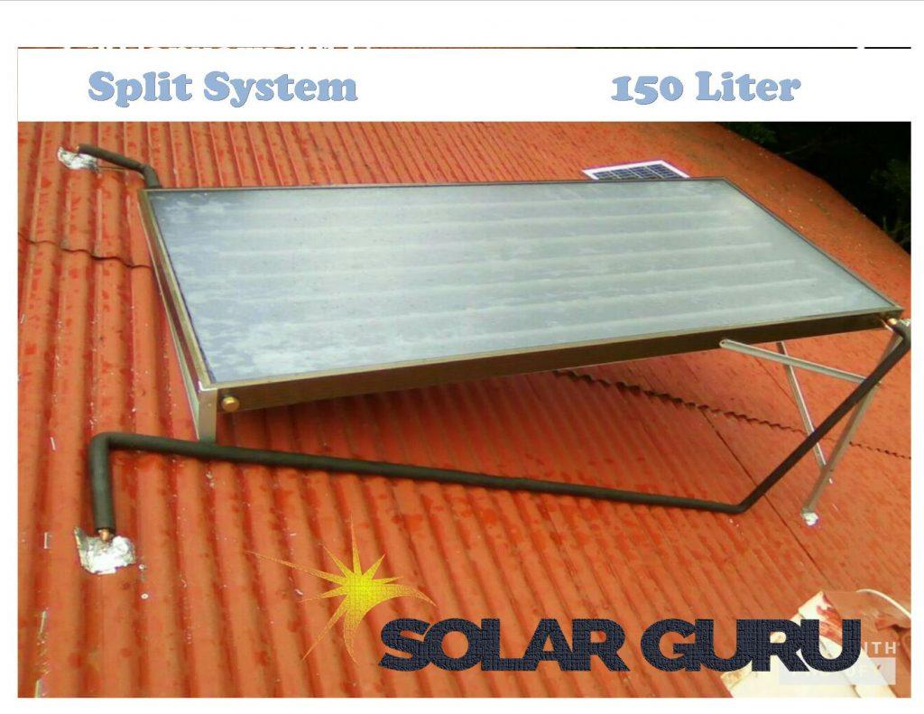Solar Guru-150L Guru Split Solar Geyser3