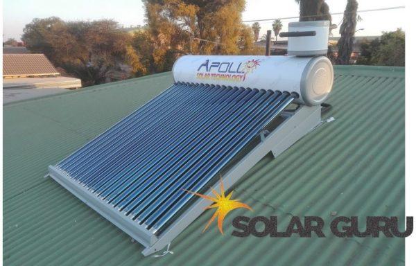 Solar Guru-200ℓ Apollo High Pressure Coiler System2