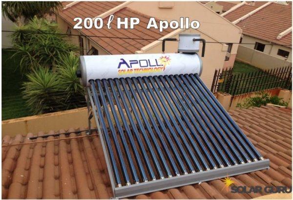 Solar Guru-200ℓ Apollo High Pressure Coiler System3