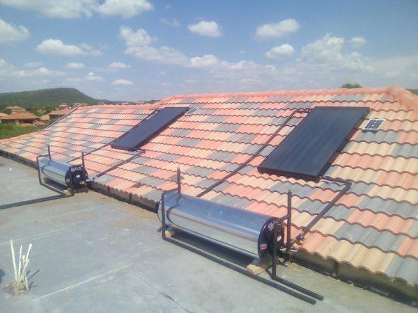 Solar Guru-200L Guru Split Solar Geyser