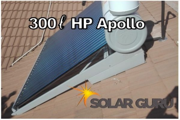 Solar Guru-300ℓ Apollo High Pressure Coiler System5