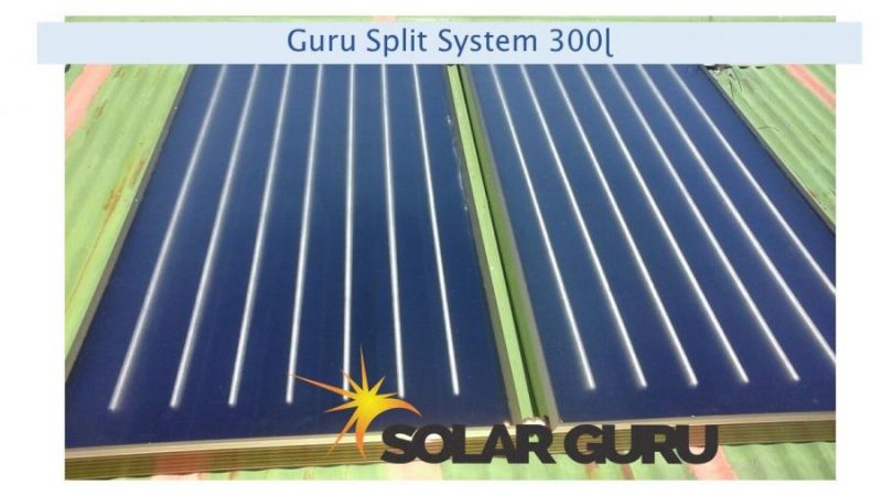 Solar Guru-300L Guru Split Solar Geyser1