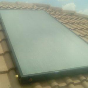 Solar Geyser Conversion
