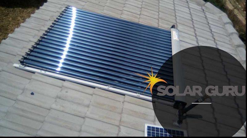 Solar Guru-Solar Geysers-200l Conversion Apollo