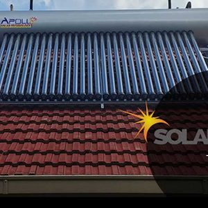 300ℓ High Pressure Apollo Solar Geyser