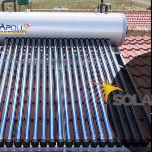 Solar Guru-Solar Geysers-Apollo 20 Tube-200l High Pressure Apollo Solar Geyser