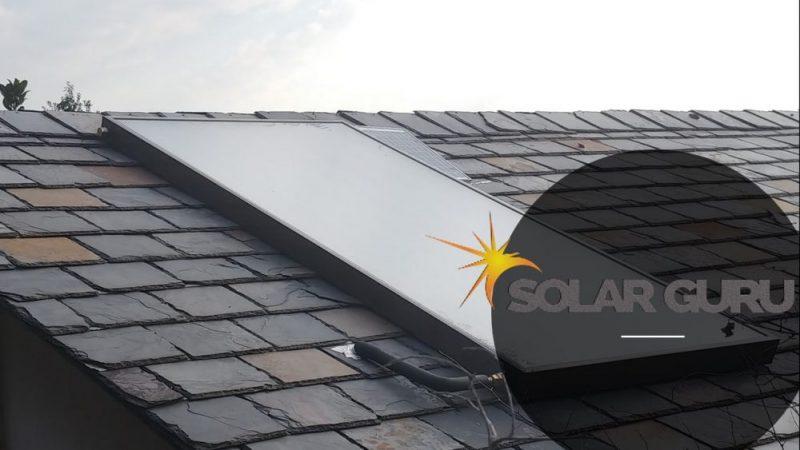 flat panel conversion Solar Guru
