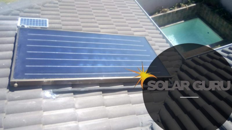 Solar Guru conversion flat panel