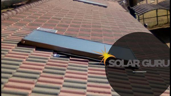 Solar Guru flat panel conversion