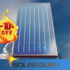 Solar Geysers 150l Split flat plate solar geyser