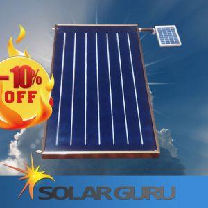 Solar Geysers 200l Split Flat Plate