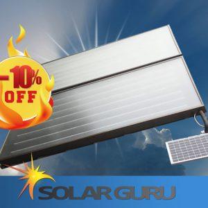 Solar Geysers 300l Split Flat Plate