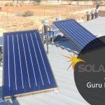Guru System 2, Solar Guru flat plates