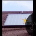 guru flat, Solar Guru promotional flat plates