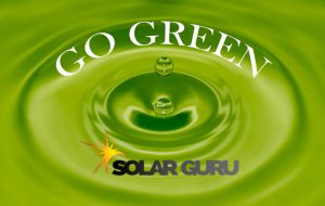 Go Green image, Solar Geysers Krugersdorp
