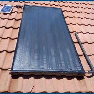 Solar Geyser Conversion