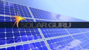 Solar Guru home page solar geysers panel image