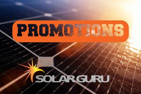 Solar Guru Promotions, Solar Geysers