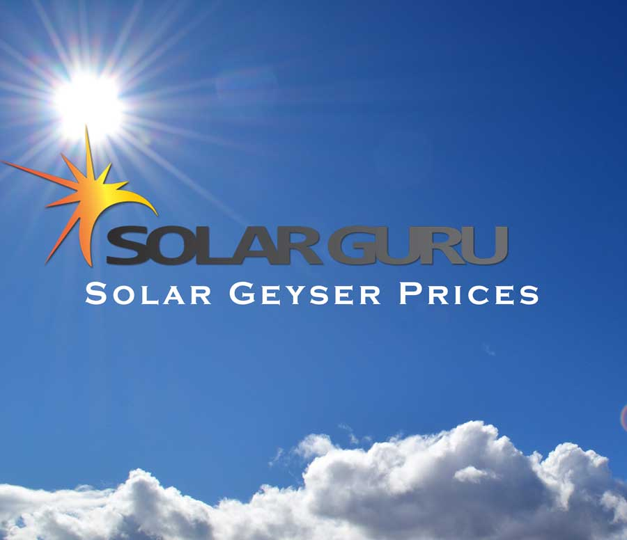 Solar Geysers Prices Image