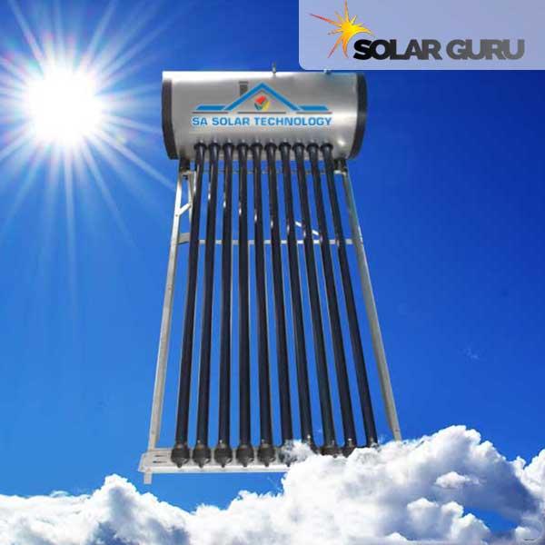 SA Solar Technology 100L High Pressure Solar Geyser