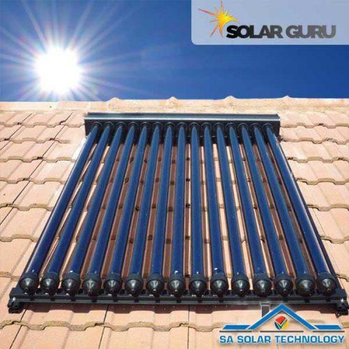 SA Solar Technology 15 Tube Solar Collector