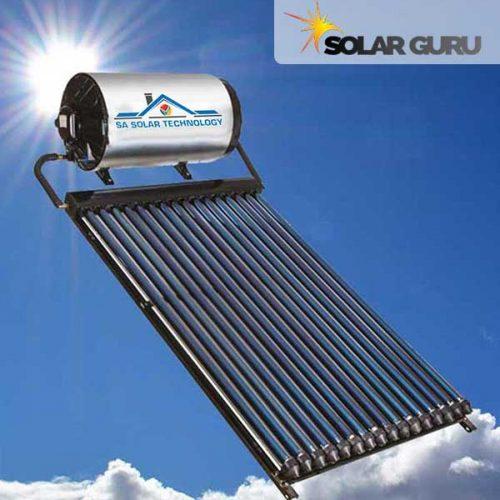 SA Solar Technology 150 Liter Direct Solar Geyser System