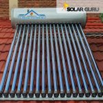 SA Solar Technology 150 Liter Integrated High Pressure Solar Geyser