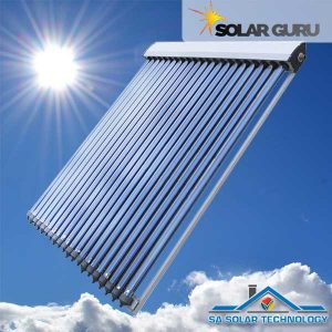 SA Solar Technology 20 Tube Solar Collector