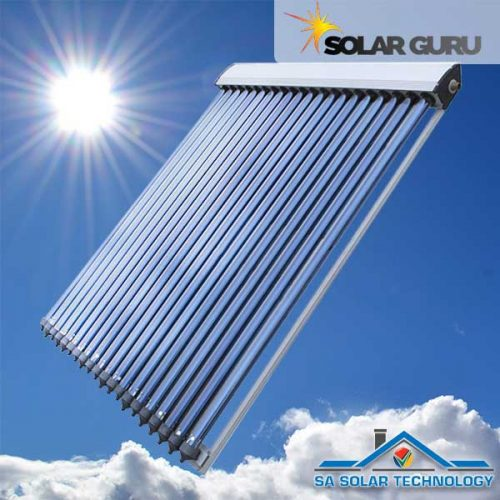 SA Solar Technology 20 Tube Solar Collector