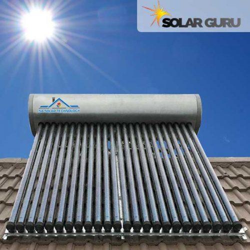 SA Solar Technology 200 Liter Integrated High Pressure Solar Geyser