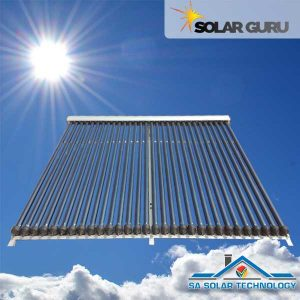 SA Solar 30 tube solar collector