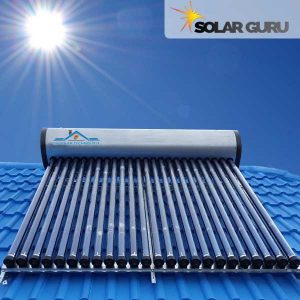 SA Solar Technology 300 Liter Integrated High Pressure Solar Geyser