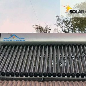 250ℓ High Pressure SA solar geyser