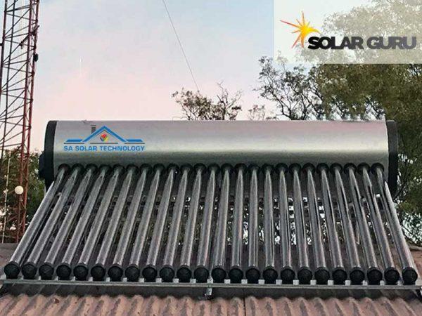 250 Liter SA Solar High Pressure Solar Geyser