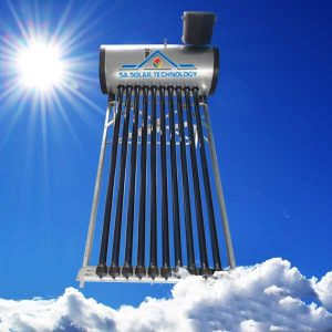 SA Solar Technology 100 Liter Low Pressure Solar Geyser