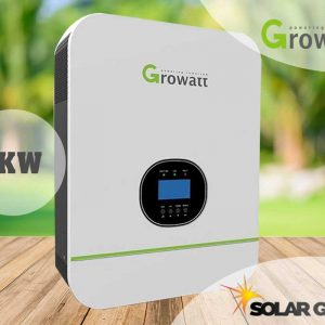 Solar Guru 5KW 48V Growatt Hybrid Off-Grid Inverter