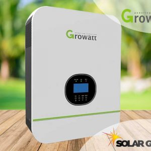 Solar Guru Growatt 3KW 24V Hybrid Off-Grid Inverter