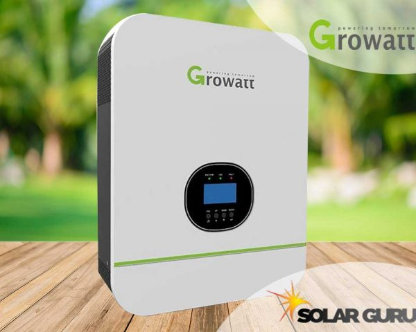 Solar Guru Growatt 3KW 48V Hybrid Off-Grid Inverter