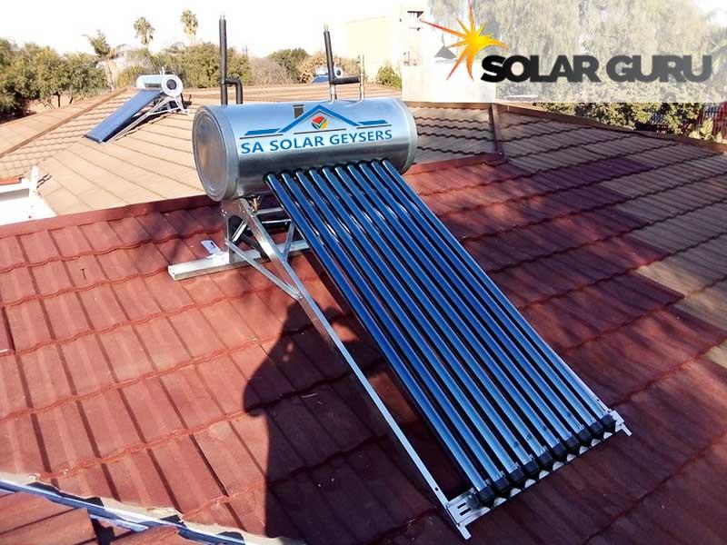 100L SA Solar Geyser Product
