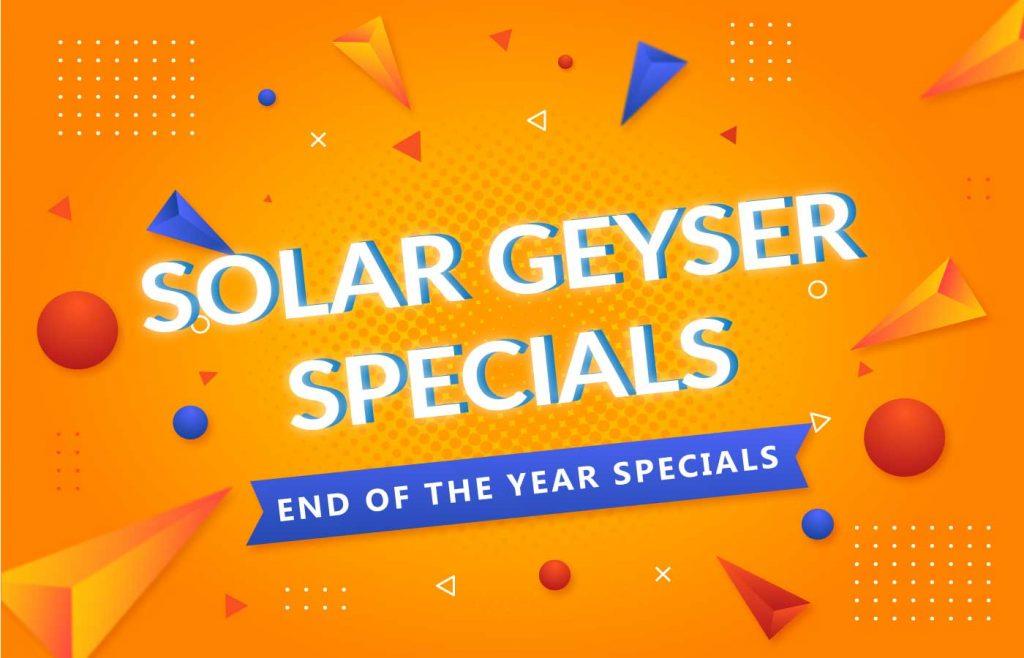 Solar Guru Solar Geyser Specials