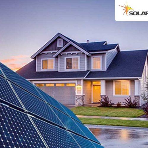Entry Level Solar Home Conversion