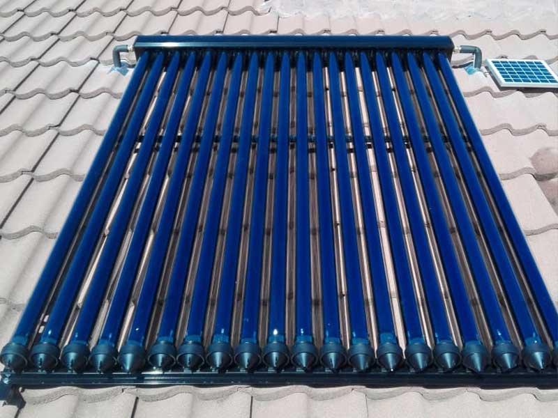 20 Tube Solar Collector